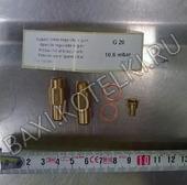 Инжекторы для природного газа комплект (609540)