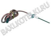 Электрод контроля пламени с кабелем (8620290)